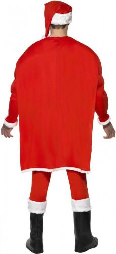 Déguisement  Père Noël  homme musclé-1