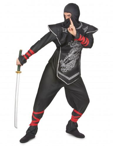 Déguisement ninja homme-1