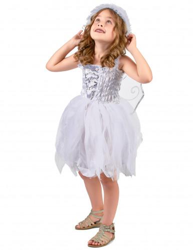 Déguisement ange princesse fille-1
