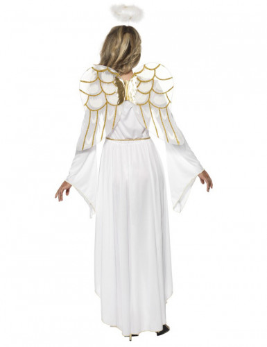 Déguisement ange de Noël femme-1