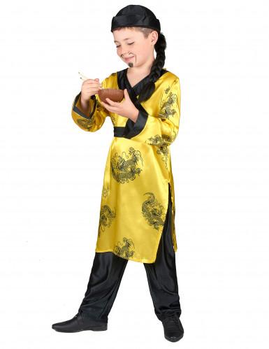 Déguisement chinois garçon-1
