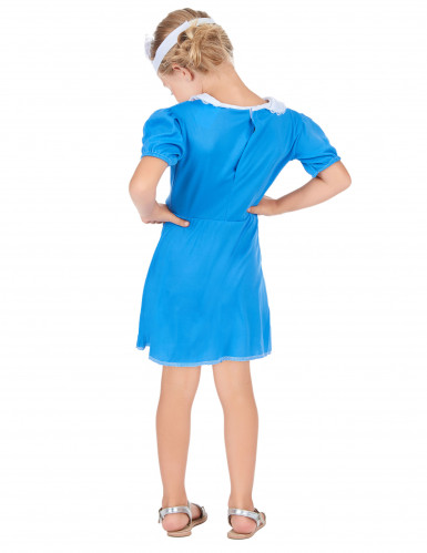 Déguisement infirmière bleu fille-2