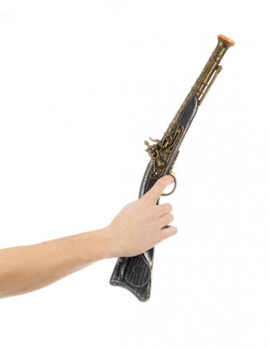 Pistolet pirate en plastique-1