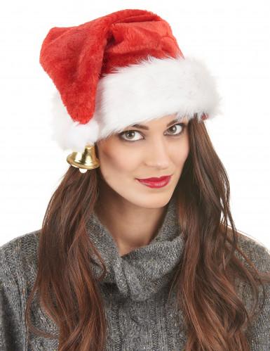 Bonnet luxe de Noël adulte-1