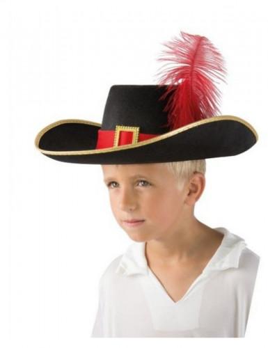Chapeau mousquetaire enfant-1