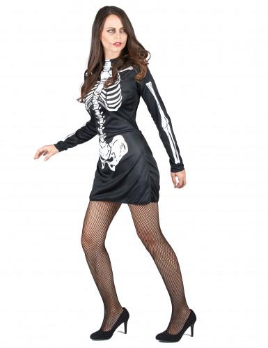 Déguisement couple squelette Halloween-1