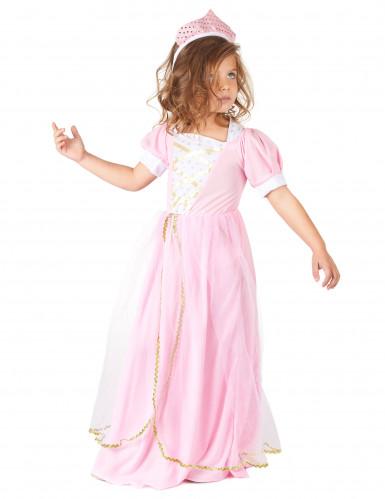 Déguisement princesse avec corset fille-1