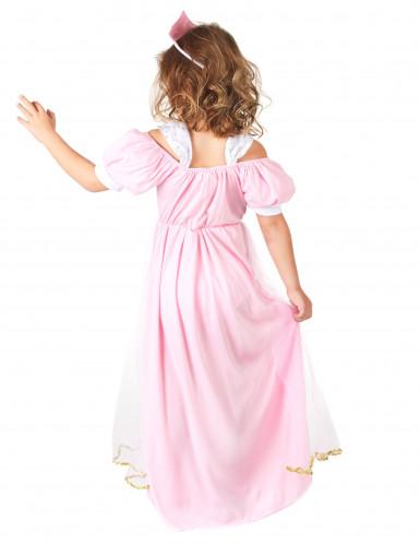 Déguisement princesse avec corset fille-2