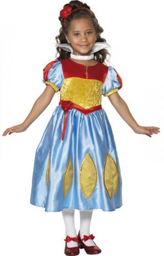 Déguisement princesse conte de fées fille