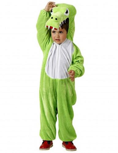 Déguisement crocodile peluche enfant