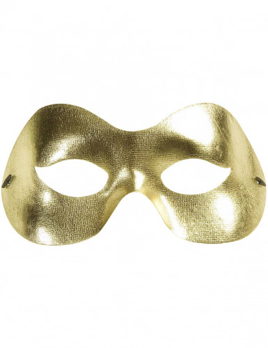 Masque doré adulte