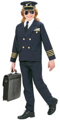 Déguisement pilote de l'air garçon