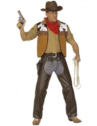 Déguisement cowboy western homme