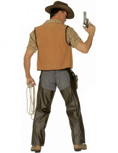 Déguisement cowboy western homme-1