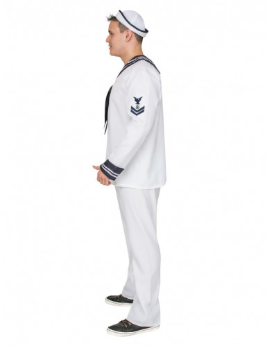 Déguisement marin homme-1
