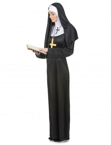 Déguisement nonne femme-1