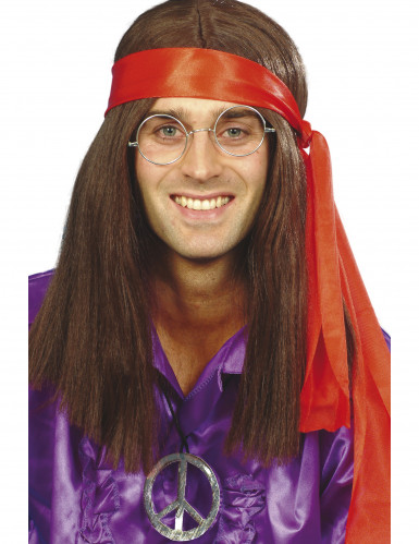 Collier hippie adulte