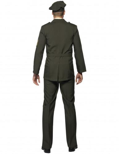 Déguisement officier militaire homme-1