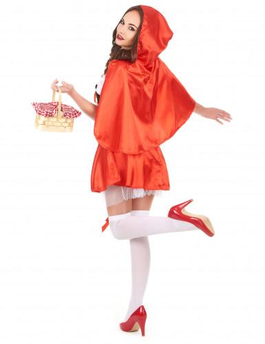 Déguisement chaperon rouge femme-2