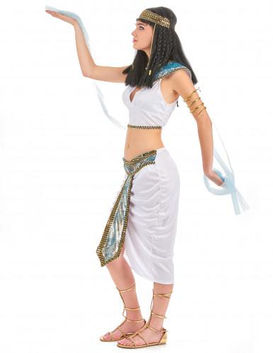 Déguisement court reine d'Égypte femme-1