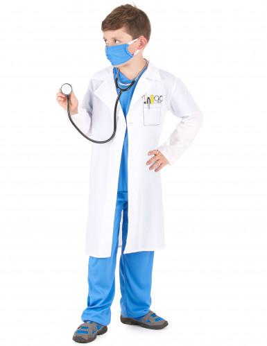 Déguisement docteur garçon -1