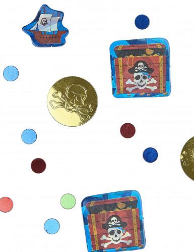 Confettis pirate