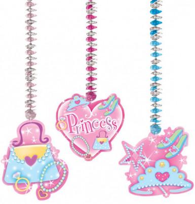 Décorations a suspendre princesse