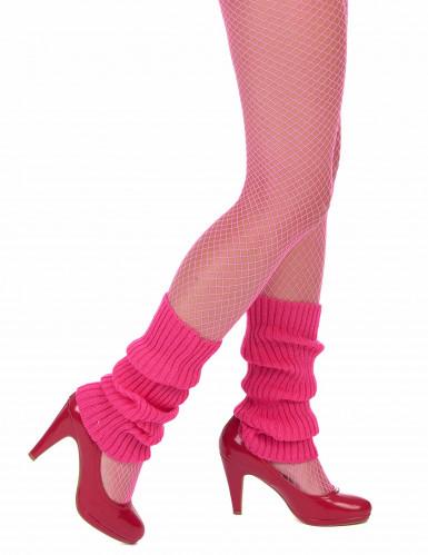 Jambières roses femme