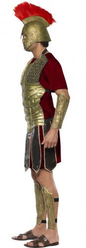 Déguisement gladiateur faux cuirs dorés homme-1