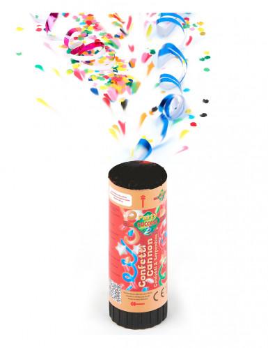 3 Petits canons à confettis 11 cm