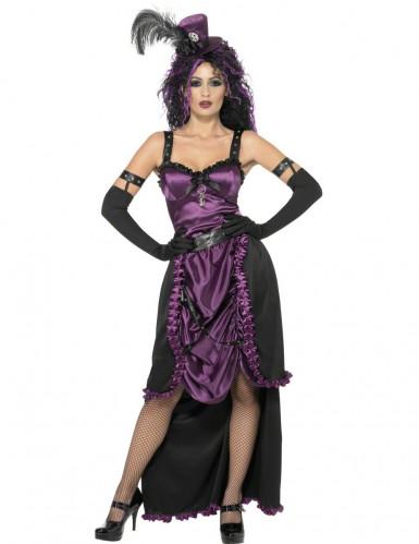 Oferta: Disfraz de gótica para mujer