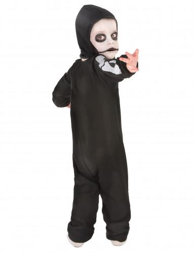 Déguisement complet squelette garçon-2