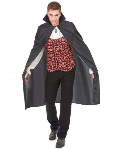 Cape noire de dracula Halloween homme