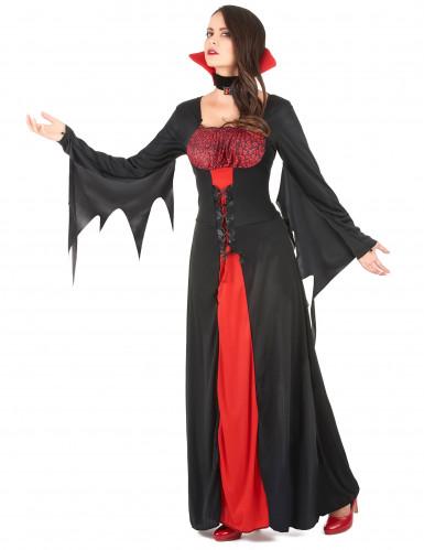 Déguisement vampire élégant femme Halloween-1