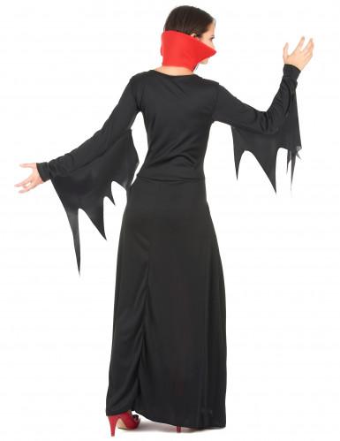 Déguisement vampire élégant femme Halloween-2