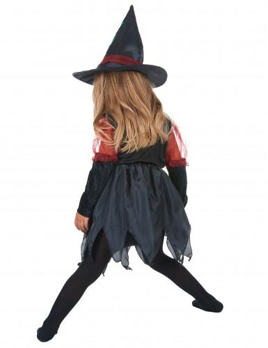 Déguisement sorcière des bois fille Halloween-2