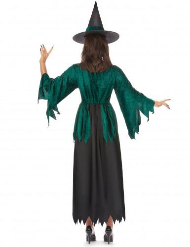 Déguisement sorcière gothique femme Halloween-2