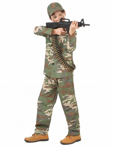 Déguisement soldat garçon-1
