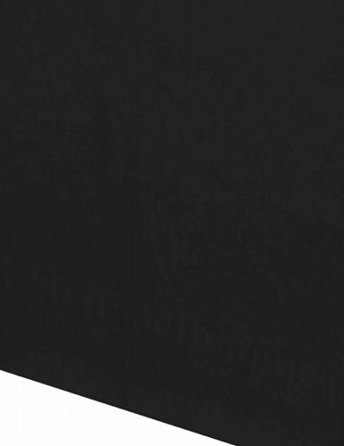Nappe en papier noire 140 x 280 cm-1
