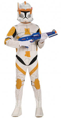Déguisement Clone Trooper Cody Star Wars™ enfant