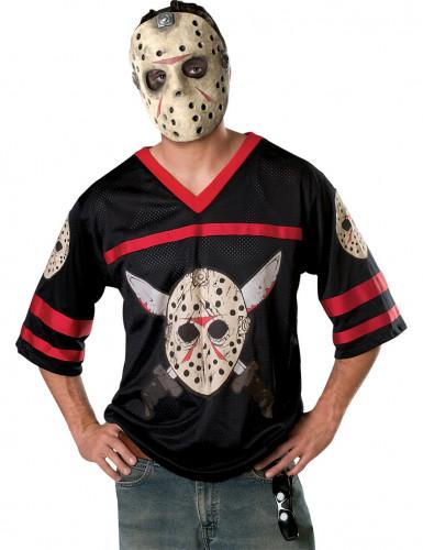 T-shirt et masque Jason™ adulte