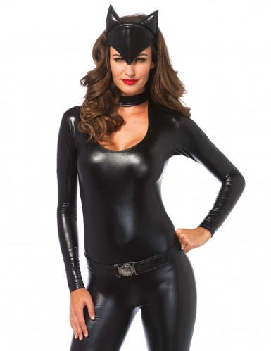 Déguisement chat noir sexy femme-1