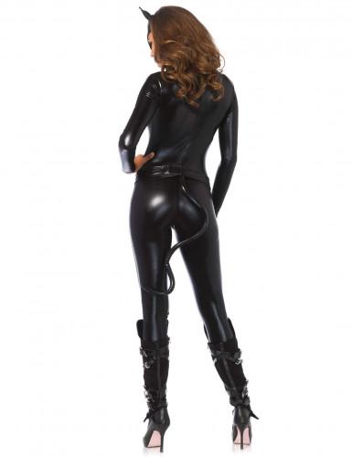 Déguisement chat noir sexy femme-2