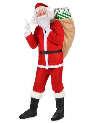 Déguisement Père Noël standard adulte-1