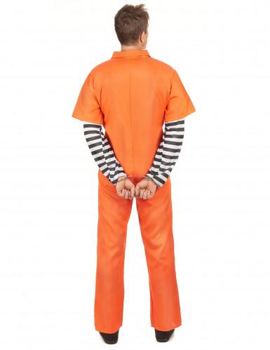 Déguisement prisonnier homme-2