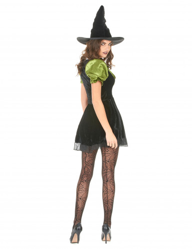 Déguisement sorcière adulte Halloween-2