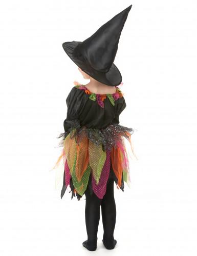 Déguisement sorcière enfant Halloween-2