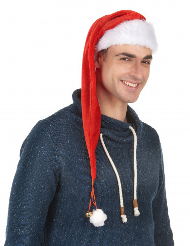 Bonnet long Noël adulte-1