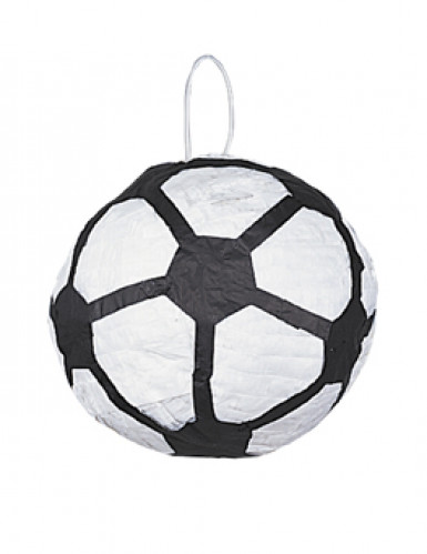 Piñata ballon de football 25 x 25 cm
