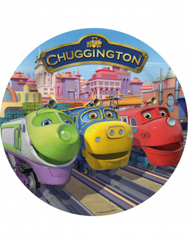 10 platos Chuggington?